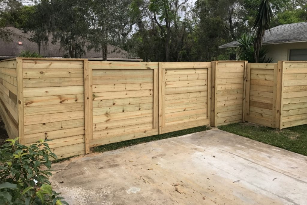 Residential Fence Installation in Arlington TX