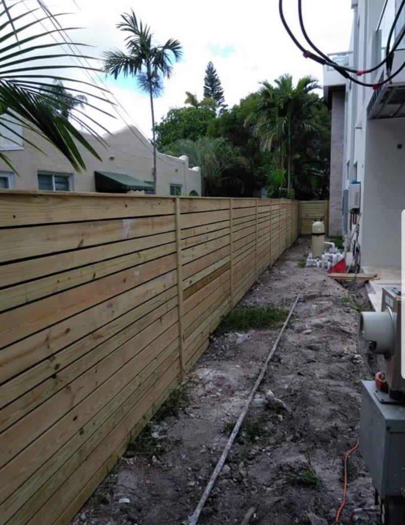 Arlington in Texas Fence Repair Company