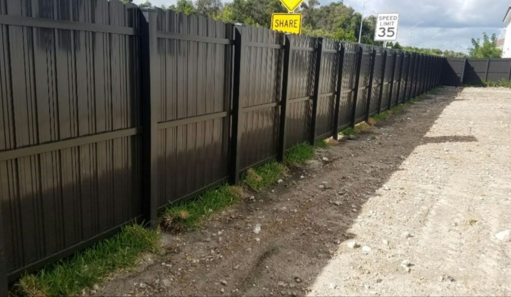 Common Fence Styles in Arlington TX