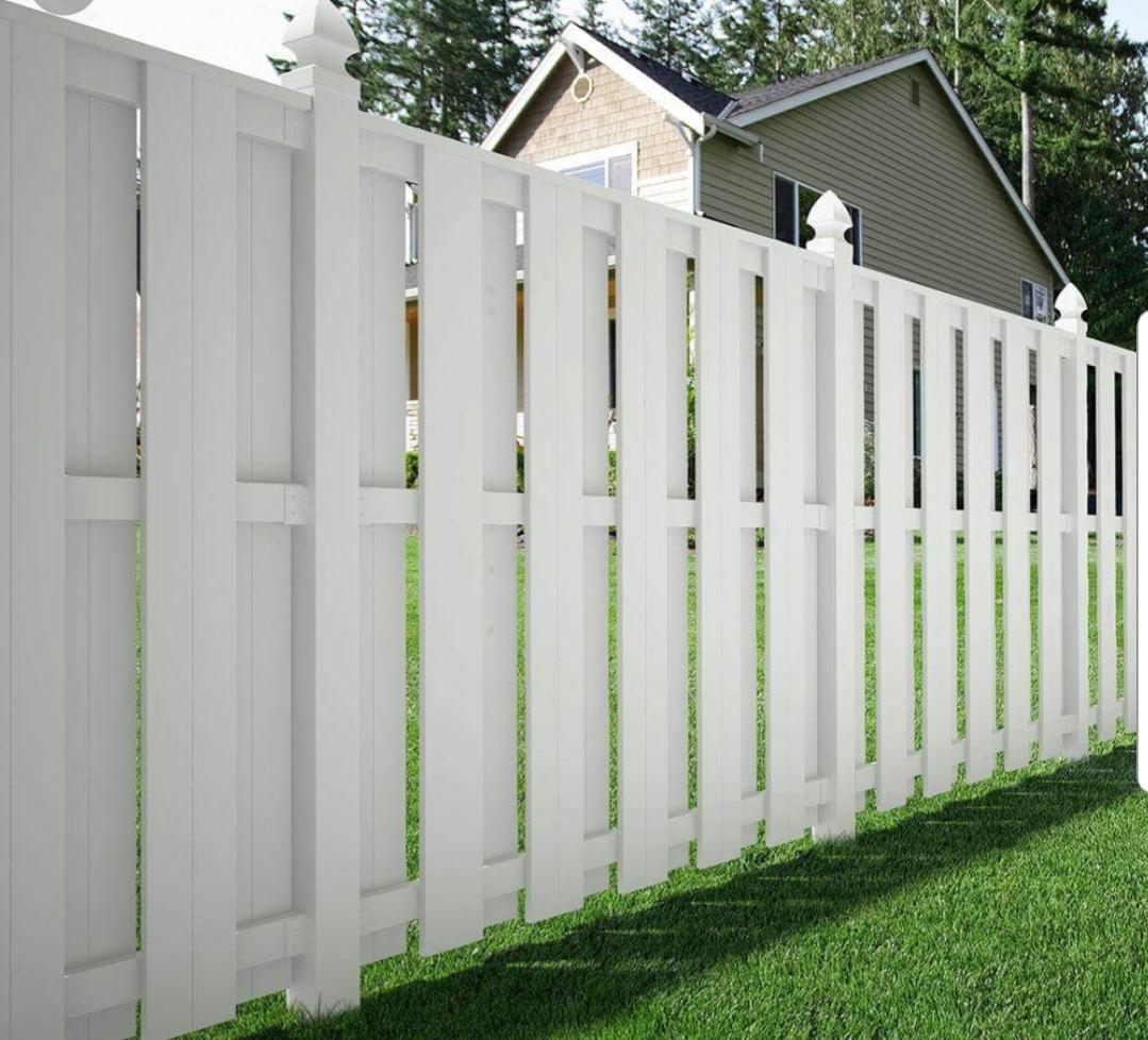 PVC Fence Installations In Arlington TX