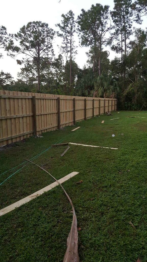 Arlington TX Fencing Contractors