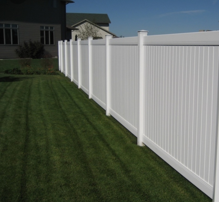 PVC Fences in Arlington Texas